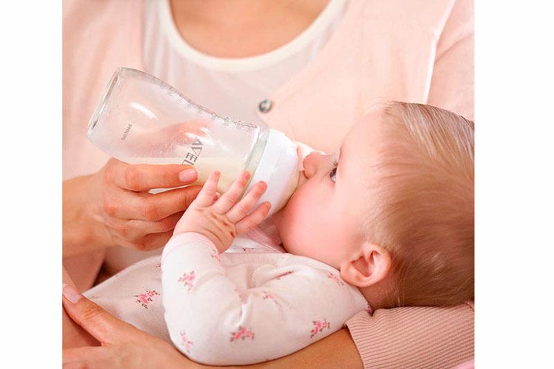 \Máy hâm sữa và thức ăn siêu tốc Philips Avent SCF355/00 chăm sóc bé an toàn