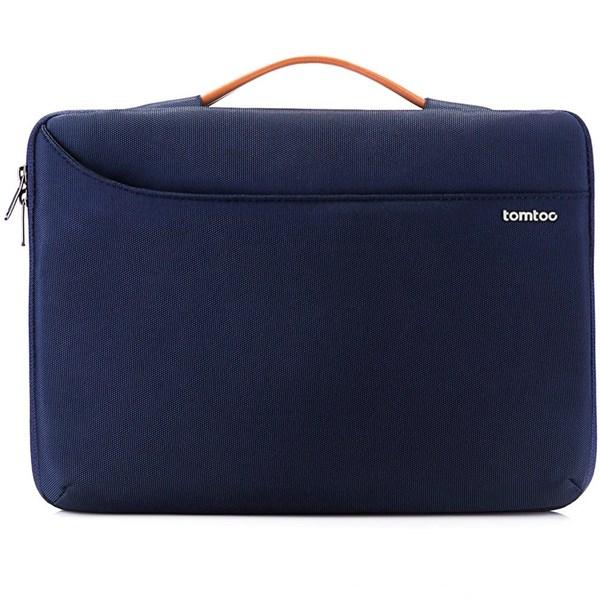 Túi chống sốc Laptop 13 inch TOMTOC A22-C02B01 Xanh đậm