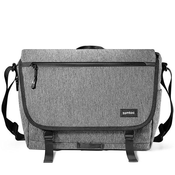 Túi đeo Laptop 13.5 inch TOMTOC A47-C01G Xám