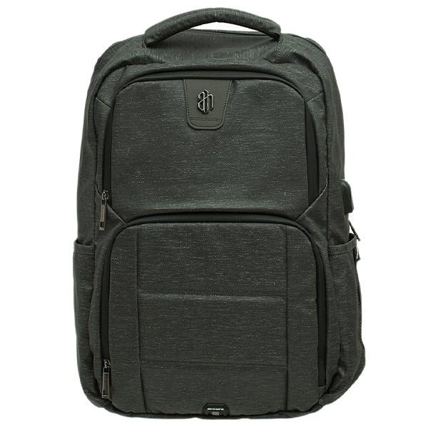 Balo Laptop 15.6 inch kèm cổng USB Arctic Hunter B-00263 Xám đậm
