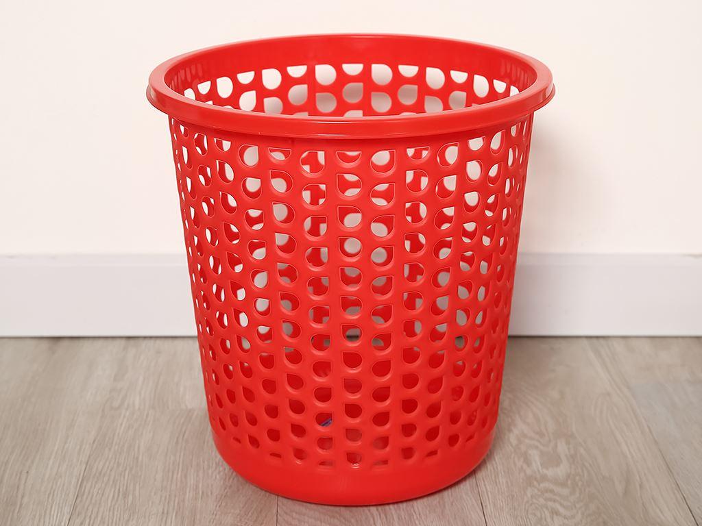 Sọt nhựa tròn trung Duy Tân 31.5x30cm (giao màu ngẫu nhiên) 1