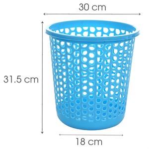 Sọt nhựa tròn 30 cm Duy Tân