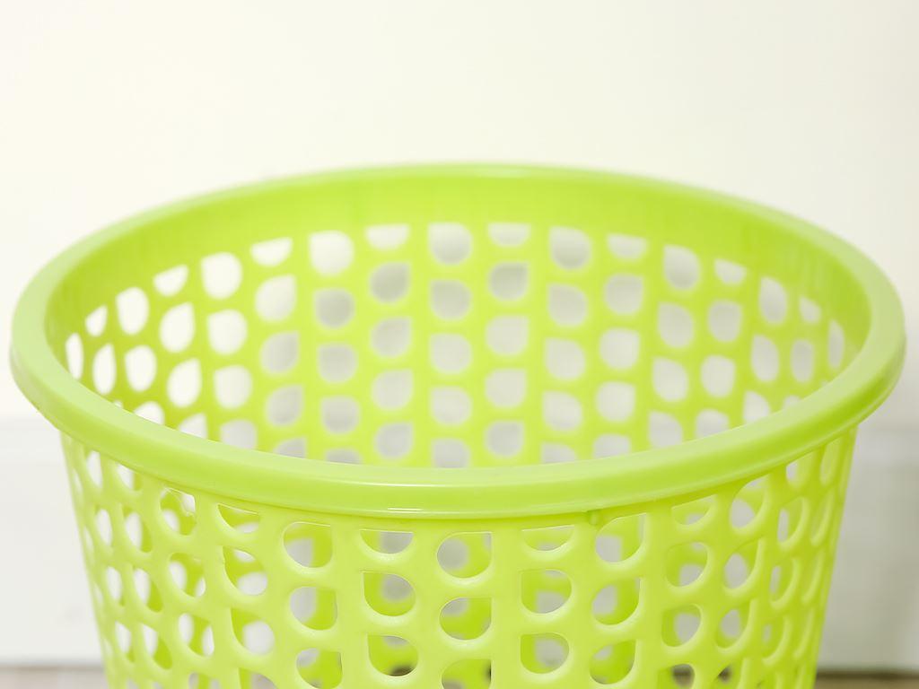 Sọt nhựa tròn mini Duy Tân 19.5x20.6cm (giao màu ngẫu nhiên) 2
