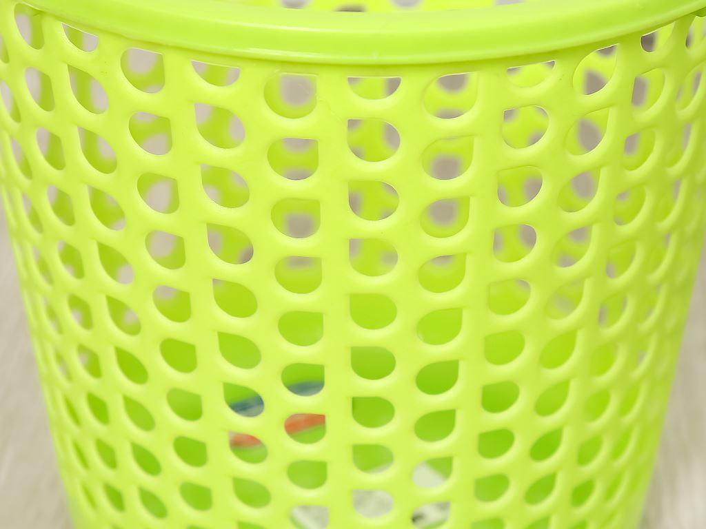 Sọt nhựa tròn mini Duy Tân 19.5x20.6cm (giao màu ngẫu nhiên) 3