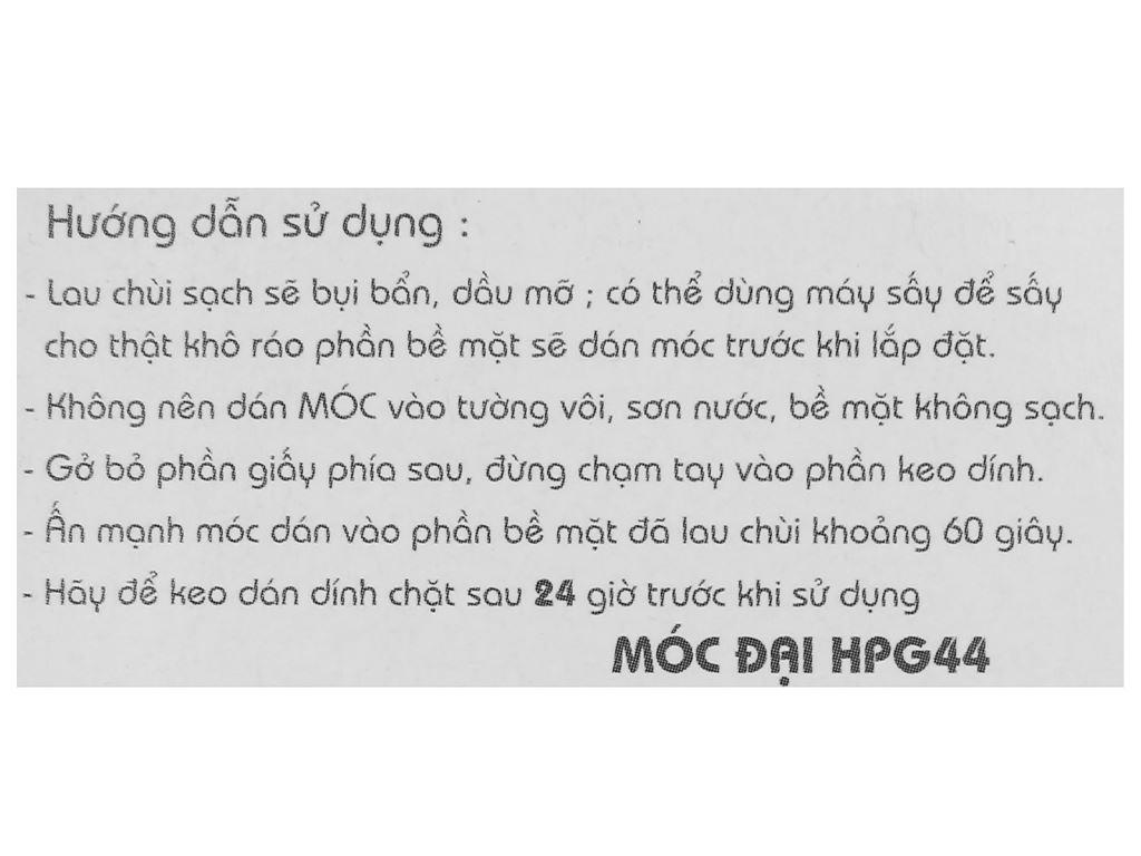 Móc dán đại Hofaco HPG44 7