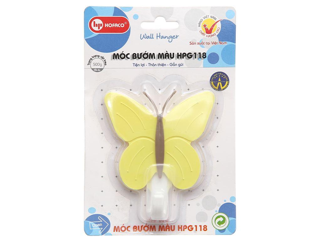 Móc bướm màu Hofaco HPG118 (giao màu ngẫu nhiên) 1