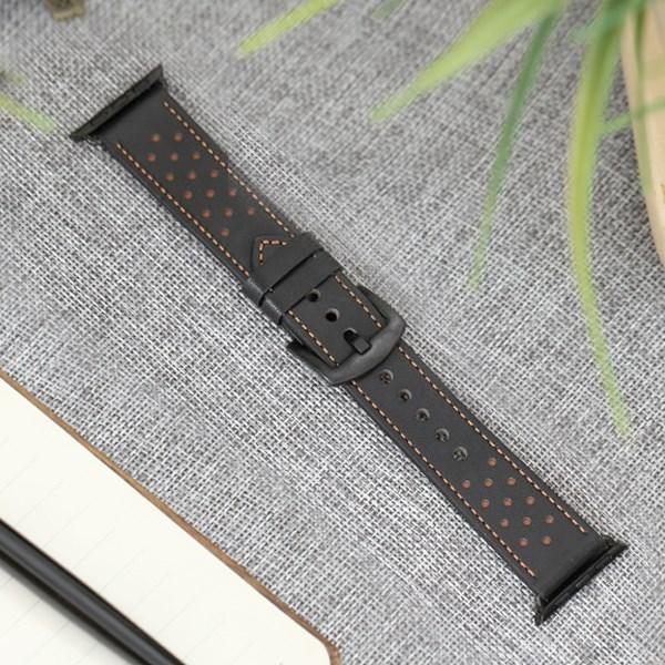 Dây đeo Apple watch 42-44mm Jinya JA4005 Đen