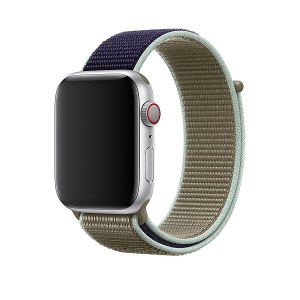 Dây đeo Apple Watch 44mm Apple Sport Loop MWU12 Khaki