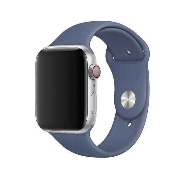 Dây đeo Apple Watch 44mm Apple Sport Band MX0M2 Xanh Dương