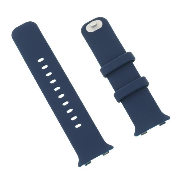 Dây da đồng hồ Oppo Watch 46 mm Xanh O001-03-46