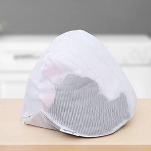 Túi giặt vải lưới cầu tròn NNB 25x27x40 cm