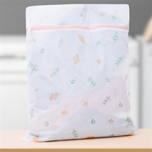 Túi giặt lưới một lớp BHX WB01 50x60cm