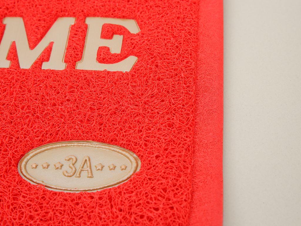 Thảm welcome nhựa Megahome 40x60cm (giao màu ngẫu nhiên) 2
