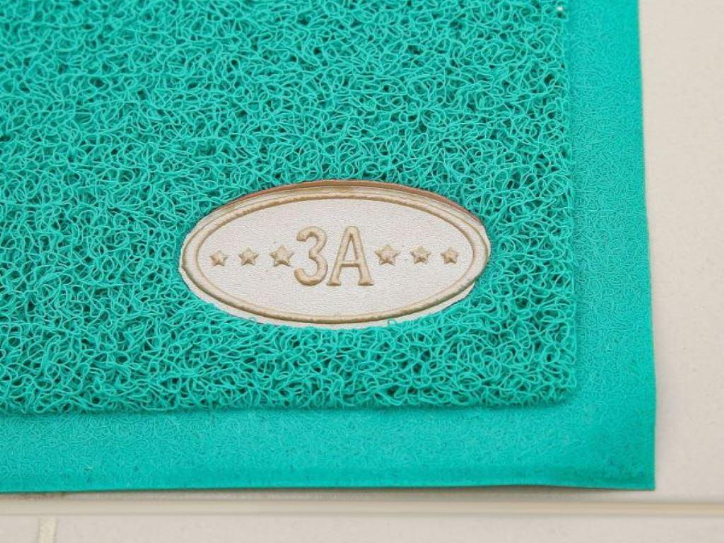 Thảm welcome nhựa Megahome 49.5x69cm (giao màu ngẫu nhiên) 2