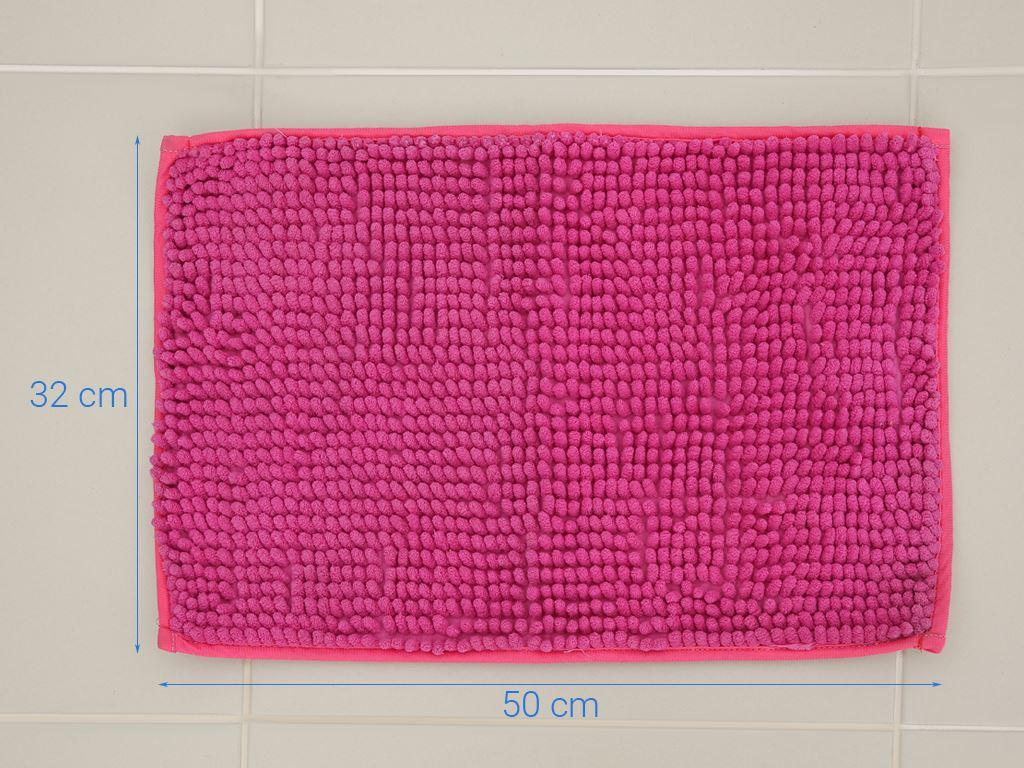 Thảm chùi chân microfiber Megahome 29.5x48.5cm (giao màu ngẫu nhiên) 5
