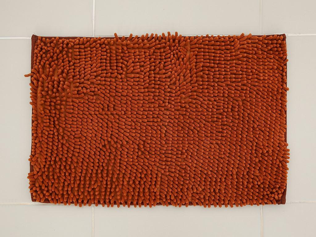 Thảm chùi chân microfiber Megahome 37x57.5cm (giao màu ngẫu nhiên) 1