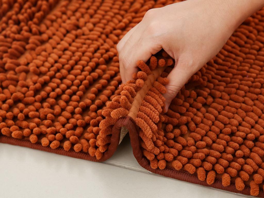 Thảm chùi chân microfiber Megahome 37x57.5cm (giao màu ngẫu nhiên) 3