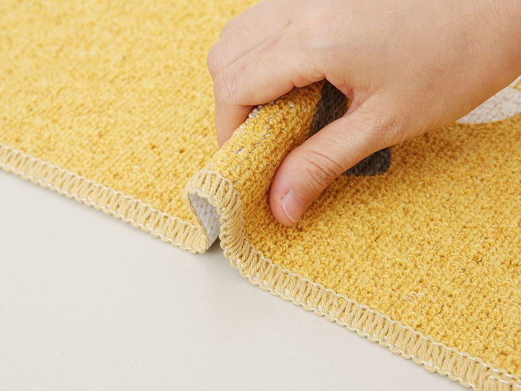 Thảm cotton Bách hóa XANH 30x50cm (giao màu ngẫu nhiên) 2