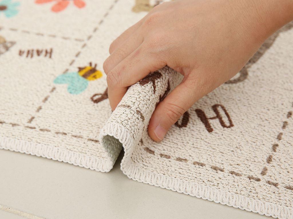 Thảm cotton Bách hóa XANH 37x58cm (giao màu ngẫu nhiên) 3
