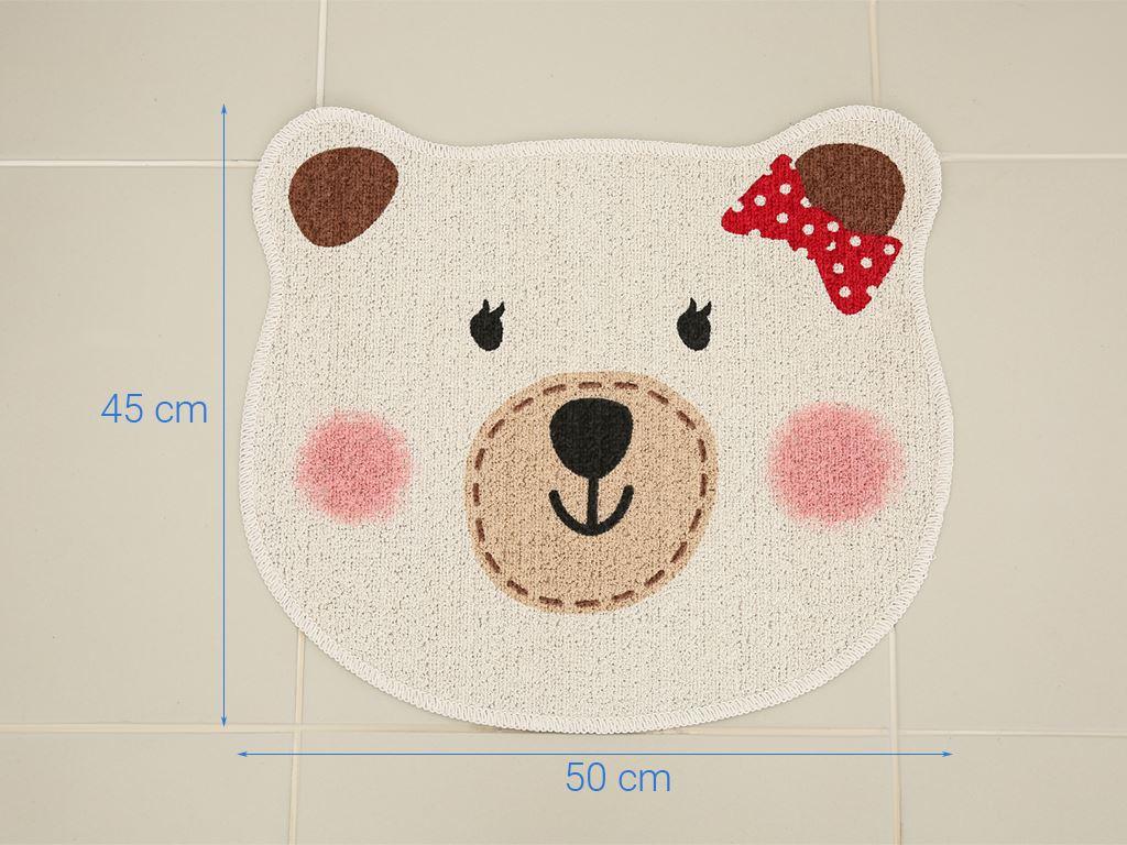 Thảm cotton Bách hóa XANH 45x50cm (giao màu ngẫu nhiên) 5