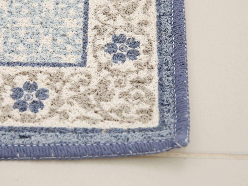 Thảm cotton Bách hóa XANH 45x65cm (giao màu ngẫu nhiên) 2