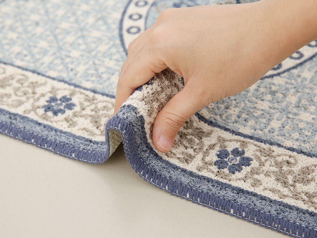 Thảm cotton Bách hóa XANH 45x65cm (giao màu ngẫu nhiên) 3