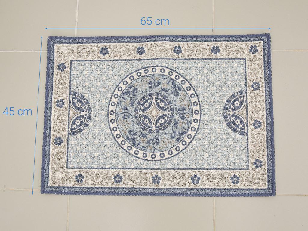 Thảm cotton Bách hóa XANH 45x65cm (giao màu ngẫu nhiên) 5
