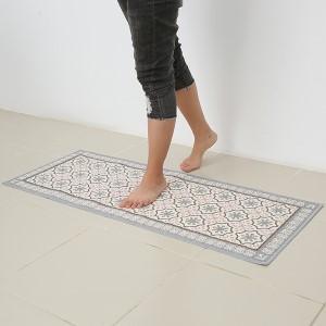 Thảm cotton Bách hóa XANH 45x120cm (giao màu ngẫu nhiên)