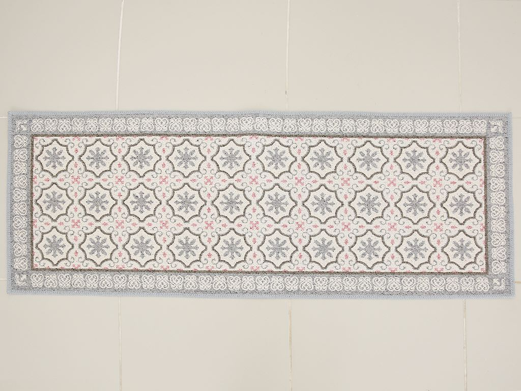 Thảm cotton Bách hóa XANH 45x120cm (giao màu ngẫu nhiên) 1