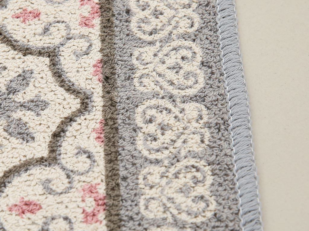Thảm cotton Bách hóa XANH 45x120cm (giao màu ngẫu nhiên) 2