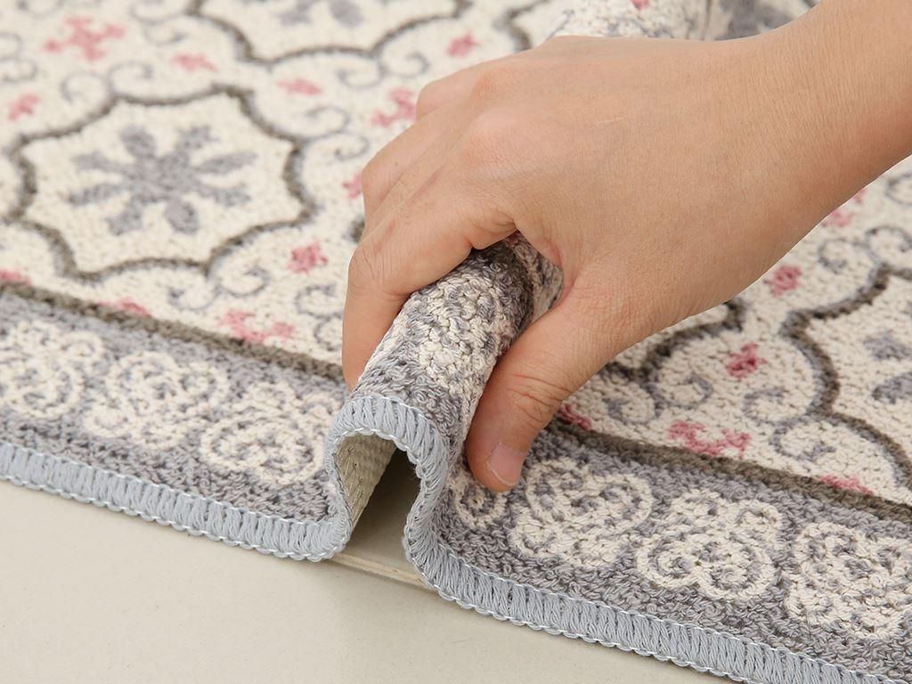 Thảm cotton Bách hóa XANH 45x120cm (giao màu ngẫu nhiên) 3
