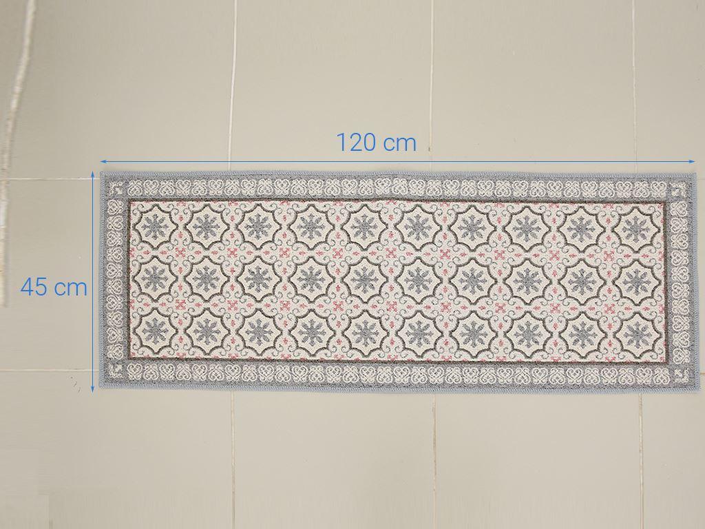 Thảm cotton Bách hóa XANH 45x120cm (giao màu ngẫu nhiên) 5