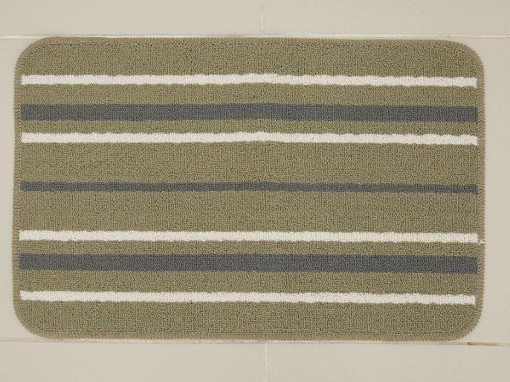 Thảm pp dệt Bách hóa XANH 40x60cm (giao màu ngẫu nhiên) 1