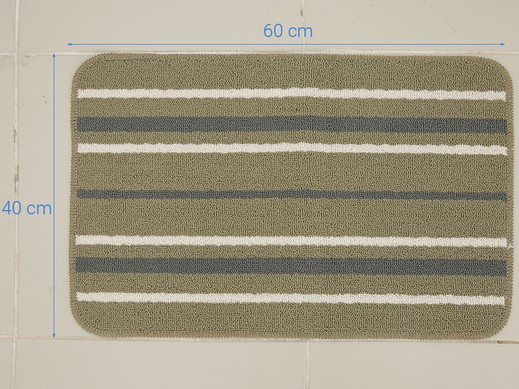 Thảm pp dệt Bách hóa XANH 40x60cm (giao màu ngẫu nhiên) 5