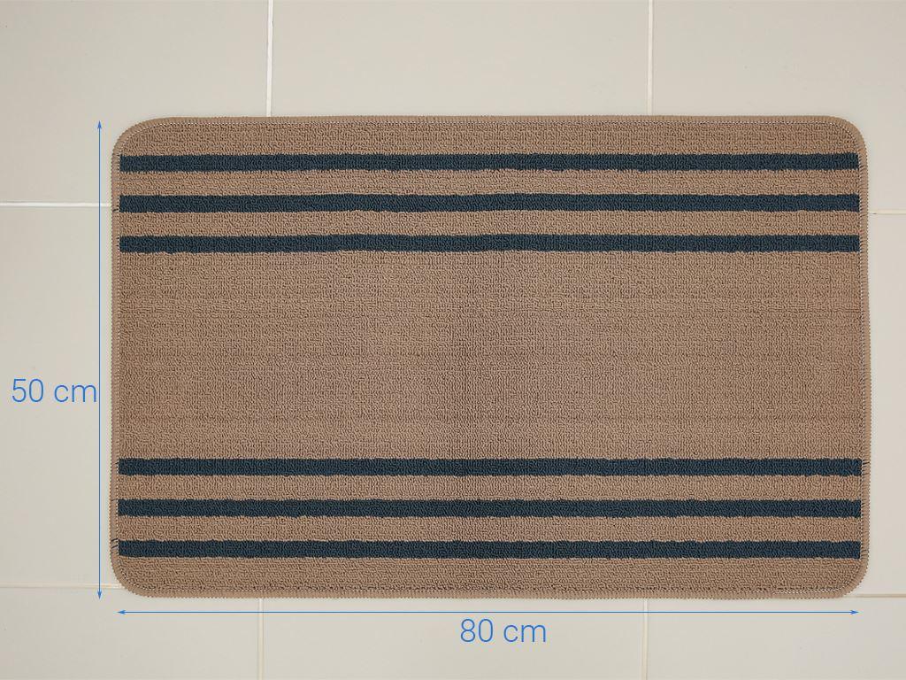 Thảm pp dệt Bách hóa XANH 50x80cm (giao màu ngẫu nhiên) 5