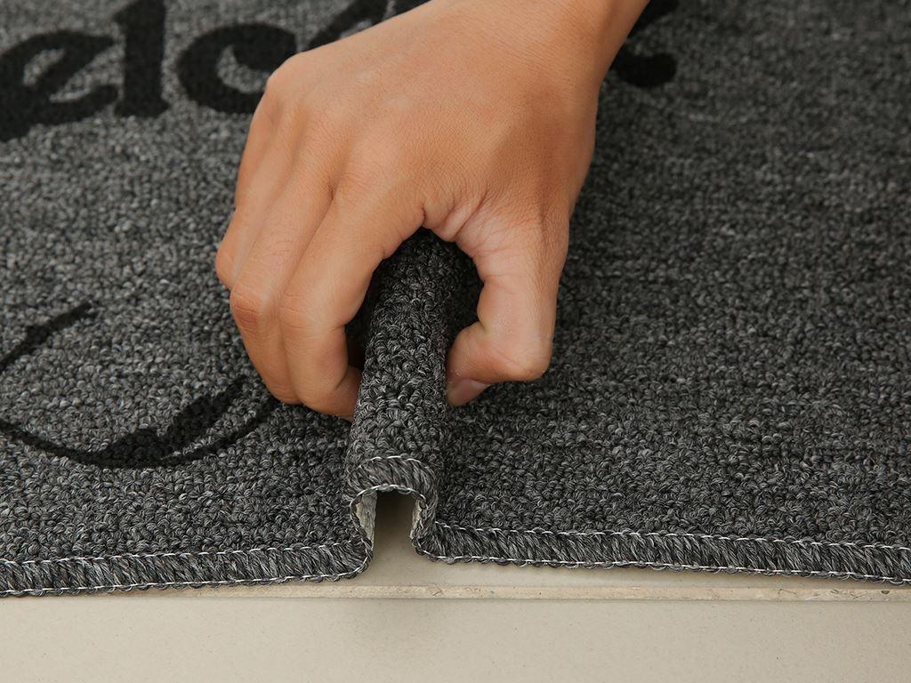 Thảm chùi chân Bách hóa XANH 40x60cm (giao màu ngẫu nhiên) 3