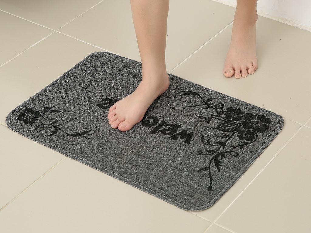 Thảm chùi chân Bách hóa XANH 40x60cm (giao màu ngẫu nhiên) 4