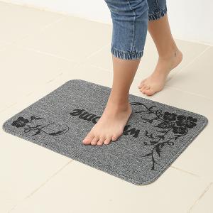 Thảm chùi chân Bách hóa XANH 40x60cm (giao màu ngẫu nhiên)