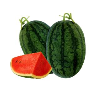 Dưa hấu đỏ (trái) - giá 1kg
