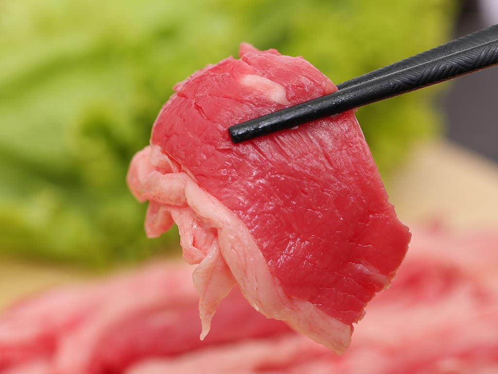 Thịt ba chỉ bò Úc Pacow khay 250g 2