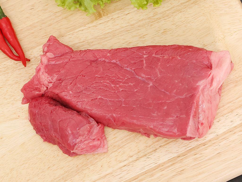 Bít tết đùi bò Úc Pacow khay 250g 4