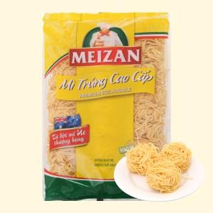 Mì trứng cao cấp Meizan gói 500g
