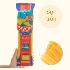 Mì Spaghetti số 5 Pavoni gói 250g