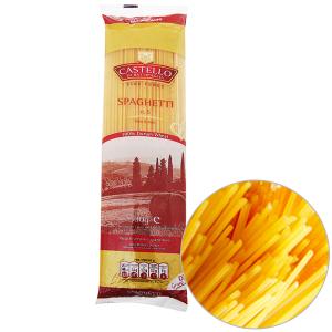 Mì Ý Spaghetti số 5 Castello gói 500g