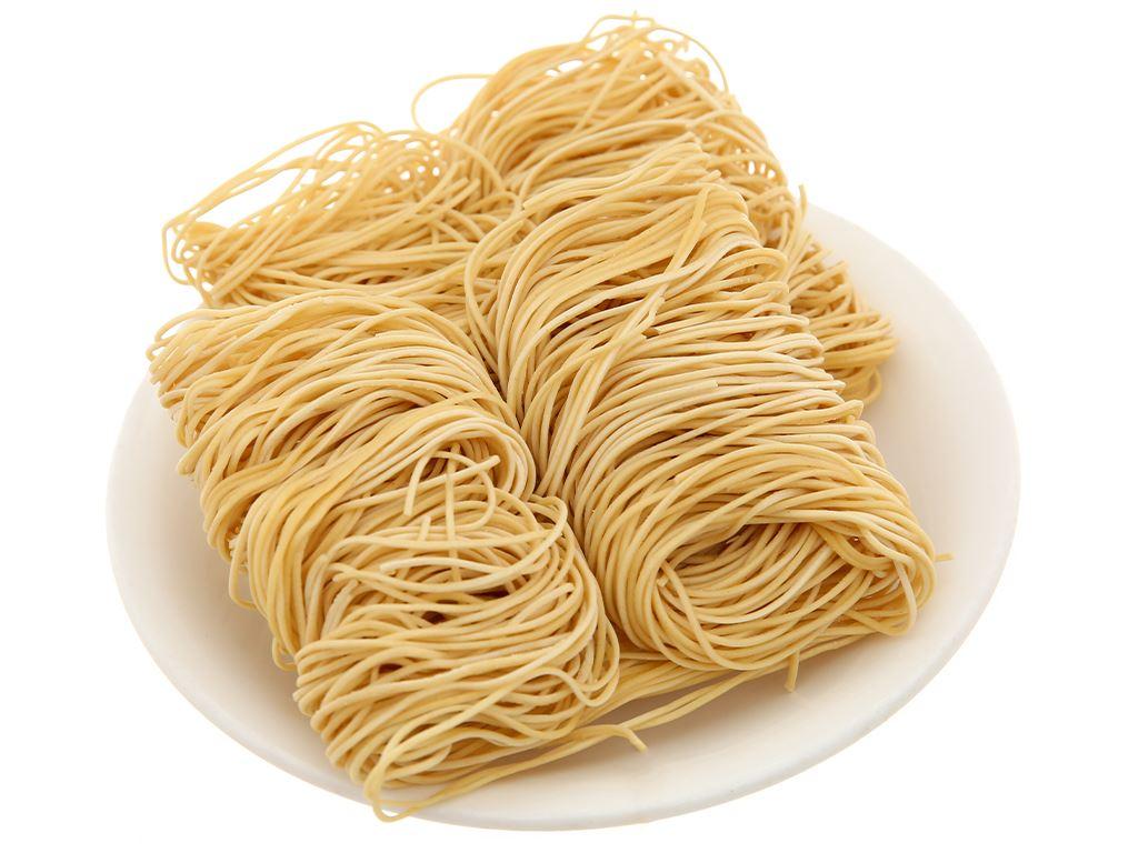 Mì trứng sợi tròn cao cấp Mikiri gói 350g 3