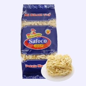 Mì khoai tây sợi dẹp Safoco gói 250g