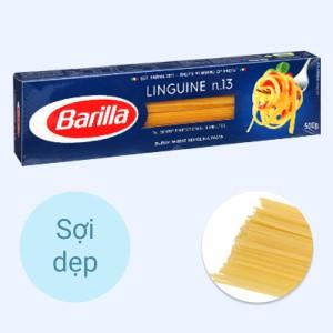 Mì Linguine sợi dẹp số 13 Barilla 163299 hộp 500g