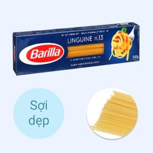 Mì Linguine sợi dẹp số 13 Barilla hộp 500g