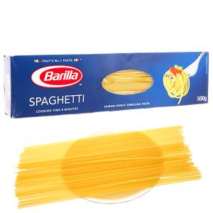 Mì ý Spaghetti Barilla hộp 500g