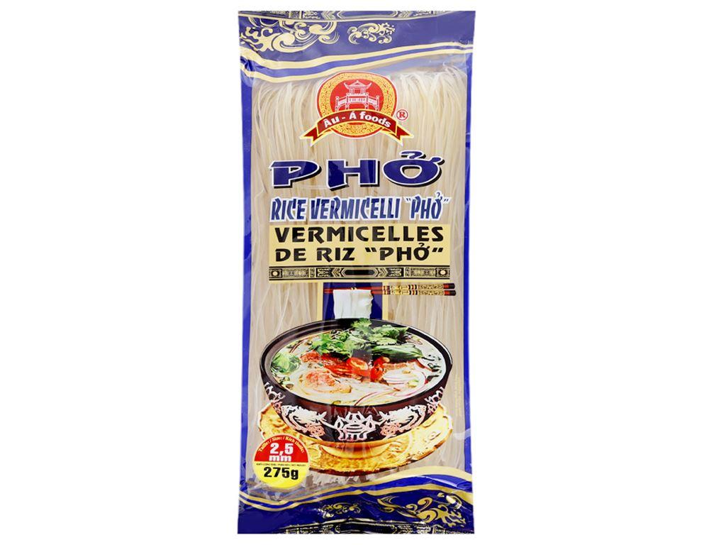 Phở khô Âu Á Foods gói 275g 1